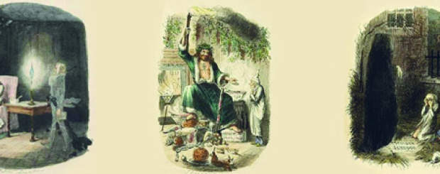 A Christmas Carol Ghosts.A Christmas Carol A Retrospective Of Ghosts Revisited