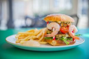 VWOAP burger