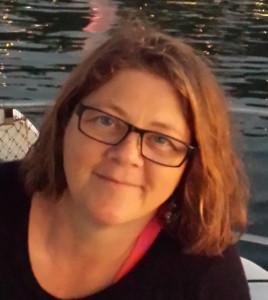 Tender Playwright Judith Crowley headshot