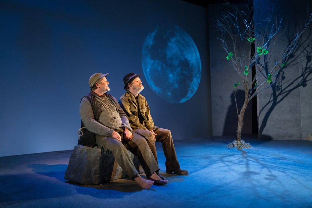 Wellington, NZ. 2 May 2019. Circa Theatre. Waiting For Godot. By Samuel Beckett. Directed by Ross Jolly. Opens at Circa One. 4 May to 1 June 2019. Photo credit: Stephen A'Court. COPYRIGHT ©Stephen A'Court