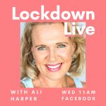 Lockdown Live Ali Harper