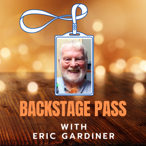 BACKSTAGE PASS Eric
