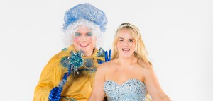 Cinderella – The Pantomime at Circa Theatre 2020. Photo credit: Stephen A'Court.